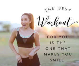 beauty, fitness, and inspiration image