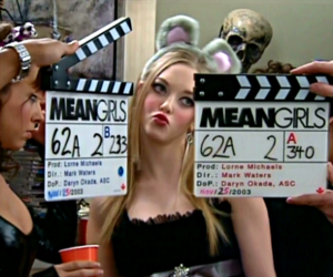 2004, amanda seyfried, and mean girls image