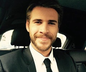 adorable, liam hemsworth, and cute image