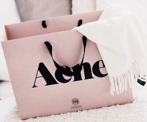acne, pink, and luxury image