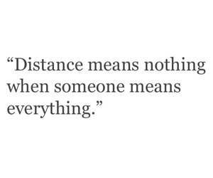 deep, distance, and everything image