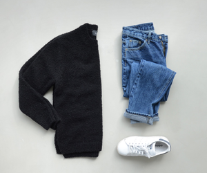 layout, fashion, and outfit image