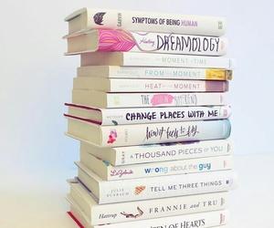 books, bookworm, and Dream image
