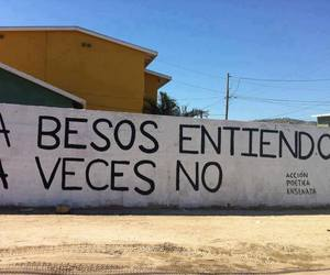 kiss, accion poetica, and frases image