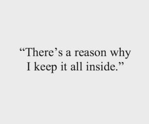 quotes, reason, and sad image