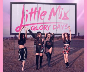 little mix, glory days, and jesy nelson image