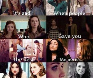 teen wolf, allison, and lydia image