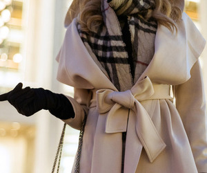 fashion, Burberry, and coat image