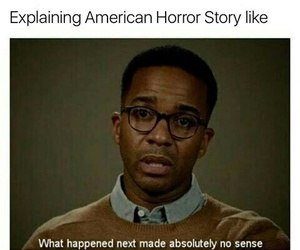 funny, american horror story, and ahs image