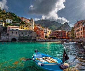 italy, place, and sea image
