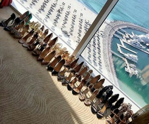 goals, Dubai, and heels image