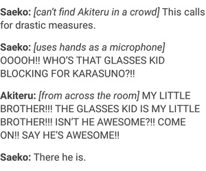 anime, hq!!, and karasuno image