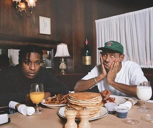 tyler the creator, asap rocky, and asap image