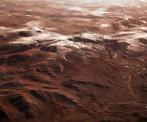 dessert, land, and mars image