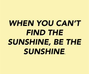 quotes, sunshine, and yellow image