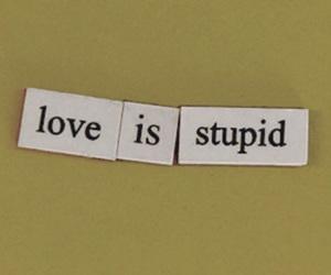 love, stupid, and grunge image