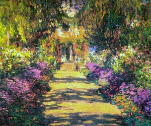 artist, claude monet, and giverny image