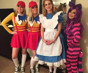 alice in wonderland, alicia, and madness image