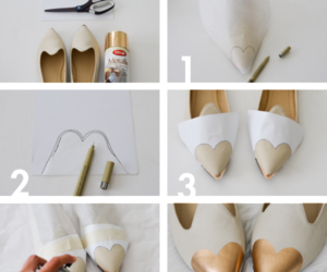cute, diy, and shoes image