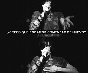 sleeping with sirens, sws, and frases image