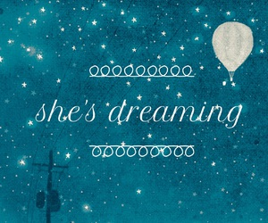 Chen, dreaming, and night sky image