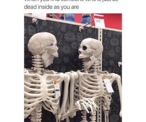 funny, dead, and humor image