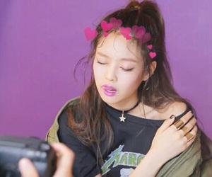 blackpink, kpop, and kim jennie image