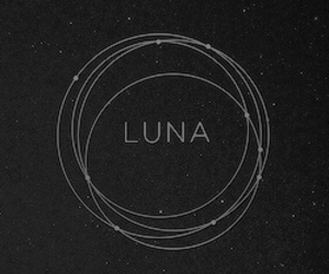 aesthetic and luna image