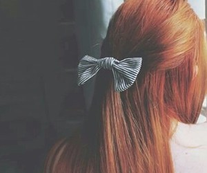 ginger, red hair, and hair image