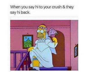funny and crush image
