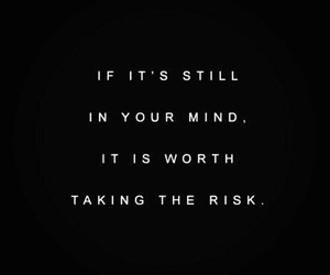 risk, the, and take image