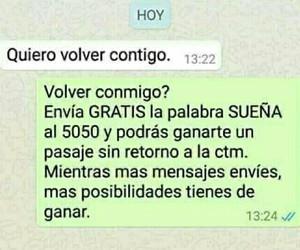 ex, sueña, and whatsapp image