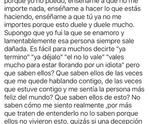 frases, quote, and triste image