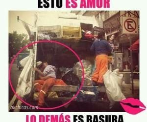 basura and amor image