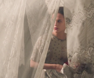 lace, romance, and period film image
