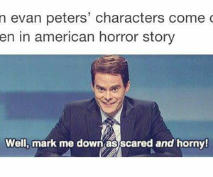 american, horror, and lol image
