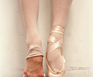 ballet, dance, and pain image