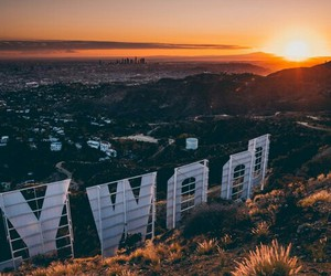 beauty, california, and city image