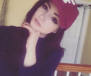 girl, chrissy costanza, and icon image
