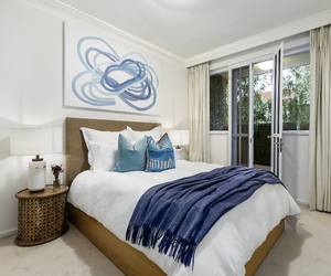 australia, bed, and bedroom image