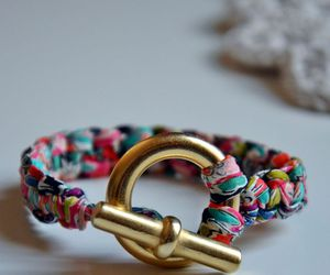 bracelet, colors, and style image