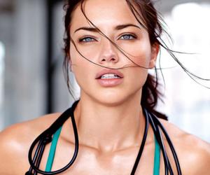 Adriana Lima, fashion, and model image