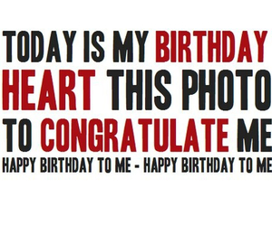 birthday, thank you, and 20 years old image