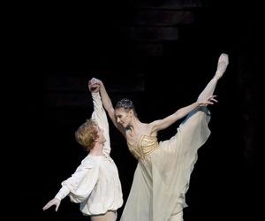 ballerina, ballet, and steven mcrae image