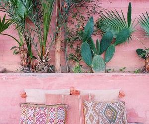 interior, oriental, and plants image