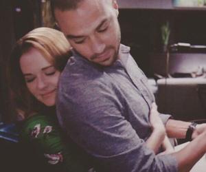 grey's anatomy and jackson avery image
