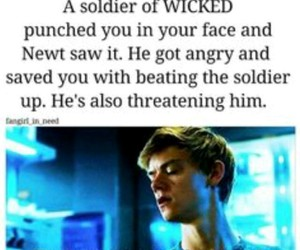 imagine, survival, and thomas brodie sangster image