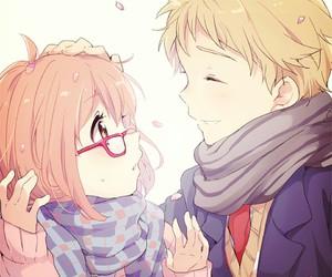 anime and kyoukai no kanata image