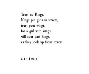 quote, atticus, and black and white image