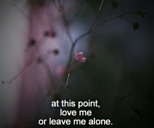 alone, cry, and pain image
